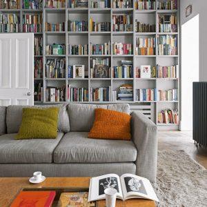 Màu sắc của phòng khách nói lên tính cách của bạn